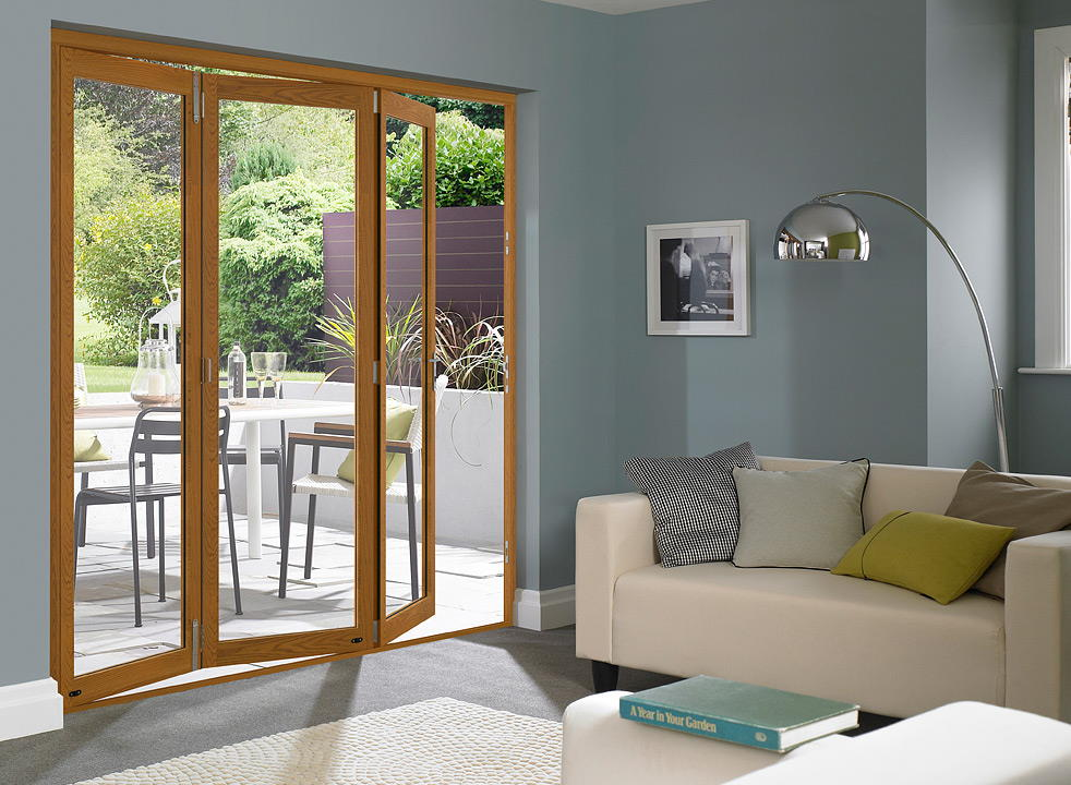 Open Elite 1.8m (approx 6ft) Bifold Doors