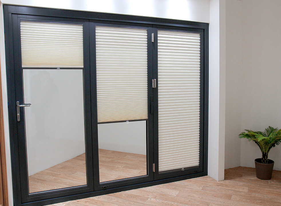 Blinds for Supreme Aluminium Bifold Doors