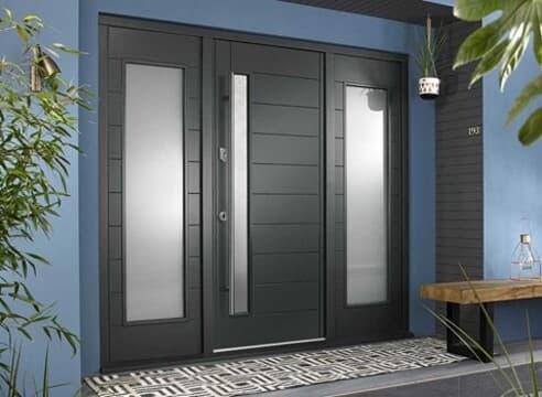 glazing for your front door