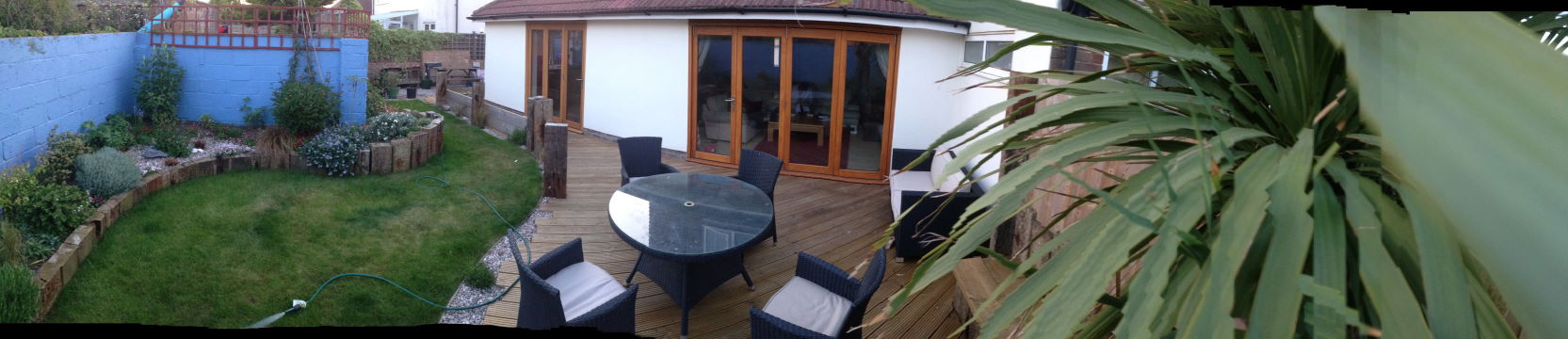 2 sets of Elite Bifolding Doors