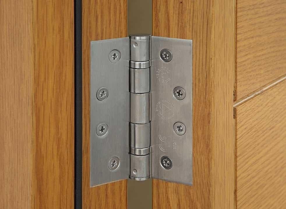 front door hinges