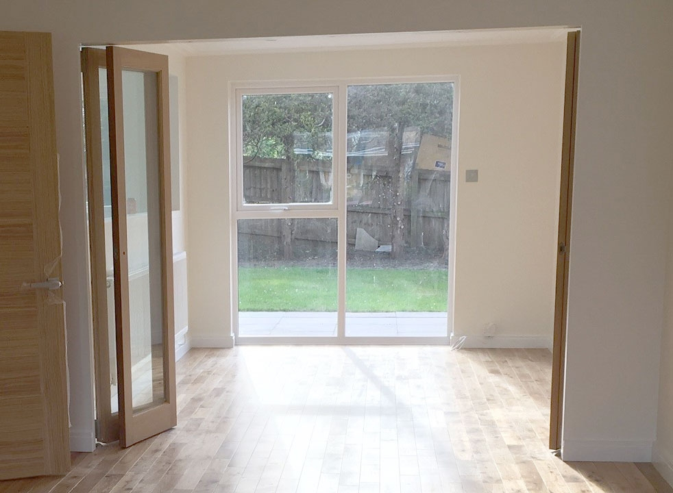 Open 2.4M Inspire internal bifold doors