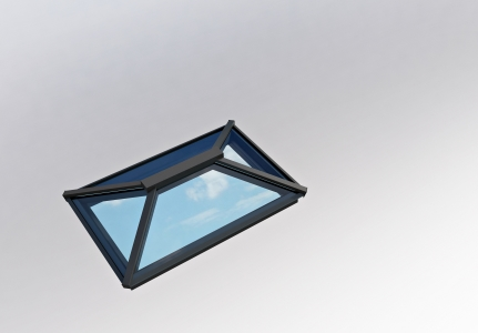 1m x 1.5m roof lantern