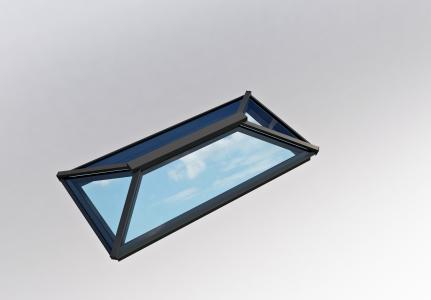 1m x 2m roof lantern
