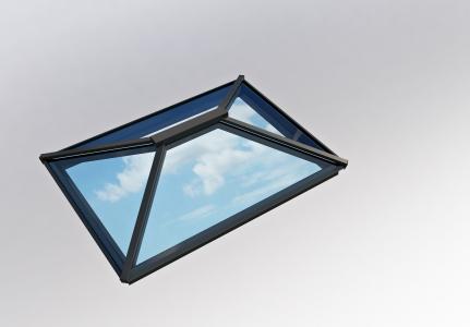 1.5m x 2m roof lantern