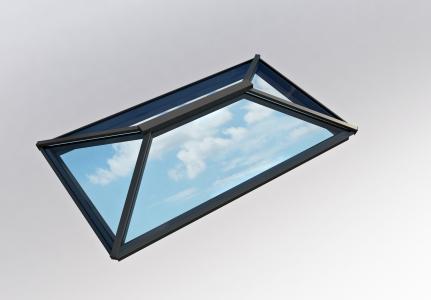 1.5m x 2.5m roof lantern