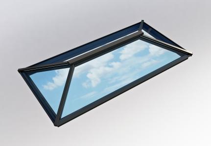 1.5m x 3m roof lantern