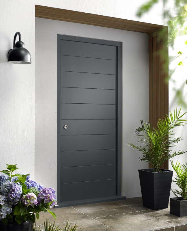 Oslo grey without handle