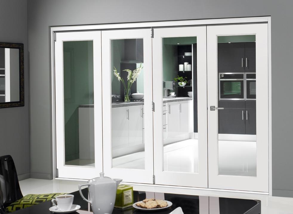 white internal finesse door